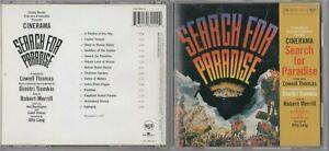 Search for Paradise [Original Soundtrack Recording] by Dimitri Tiomkin) CD 2003