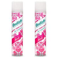 Pack of (2) NEW Batiste, Dry Shampoo, Blush Fragrance 6.73 Oz