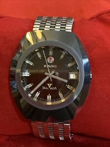 RARE Rado Balboa V Automatic Wristwatch With Date