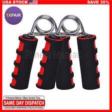 2X Exercise Foam Hand Grippers Forearm Grip Strengthener Grips Exerciser Heavy
