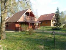 3 Tage im Bungalow mit Kamin Frühstück Polen Urlaub Kurztrip Grenznah Gutschein