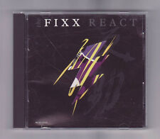 (CD) THE FIXX - React / Early Pressing / Japan / MCAD-42008
