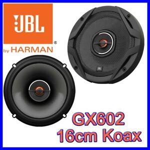 JBL GX602 16,5cm 2-Wege 16cm Koax Lautsprecher Auto Boxen PAAR