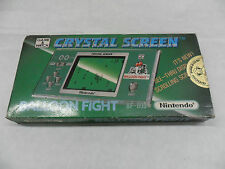 CONSOLE NINTENDO CRYSTAL SCREEN  BALLOON FIGHT GAME E WATCH BF-803 ANNI 80 NUOVA
