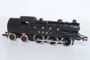 N Gauge Farish / Kit Built LNER 0-6-4 Tank Loco