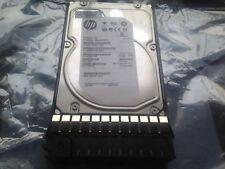 "HP 2 To 6 G 7.2K SAS 3.5"" Dual Port Disque Dur 507616-B21/508010-001"