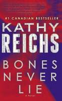 Bones Never Lie (Temperance Brennan)-ExLibrary