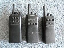 3 kenwood tk-360 uhf radios