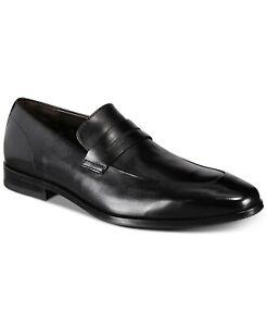 Hugo Boss BOSS Mens Dress Appeal Brushed Off Leather Loafer by Hugo