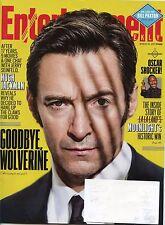 Entertainment Weekly Magazine #1456 - March 10 2017 - Hugh Jackman Wolverine