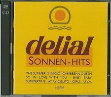 Delial Sonnen-Hits (1995) Playahitti, Corona, Smokie, Ryan Paris, Amand.. [2 CD]