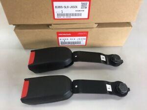 Honda Genuine OEM  Acura NSX R NA 1 2 Front Seat Belt Buckle Set Right & Left