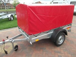New 100 cm Floor to TOP Trailer Car Camping BOX Small 7FTx4FT 2,03 x 1,12 m