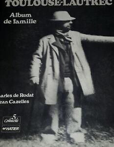 Toulouse Lautrec Album de Famille