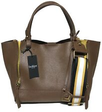 NWT Botkier Women's Soho Bite Size Tote, Walnut Color, MSRP: $298.00