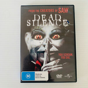 Dead Silence DVD Ex Rental Horror Film, (from the makers of Saw)