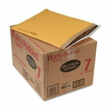 Sealed Air Jiffy Padded Self-Seal Mailer, #7, 50 Mailers (Sel64542)