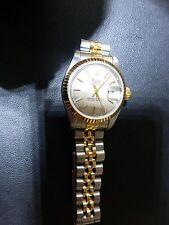 Rolex Ladies 18k/SS Datejust
