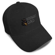 Dad Hats for Men Hovawart Dad Embroidery Dogs Women Baseball Caps Strap Closure