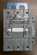 ABB A9FP-30, Firetrol FTA341-A, 208V coil, A95 125 amps
