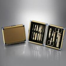 Three Seven 777 Travel Manicure Pedicure Grooming Set,Stainless stee,TS-16000VG