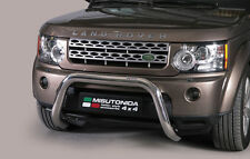 """Land Rover Discovery 4  2011-UP Ø76mm BULL BAR NUDGE BAR """"CE APPROVED""""Frontbügel"""