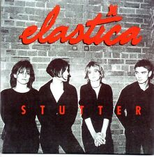 ★☆★ CD Single ELASTICA Stutter FRENCH PROMO 1-TRACK CARD SLEEVE NEW SEALED  ★☆★