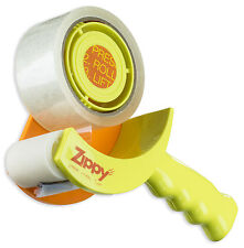Zippy- Very Safe & EAsy- New Kind of Tape Gun For the Home! Invented/Made in US!