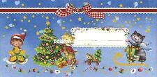 Nina Chen*Weihnachtskarte*Geschenkumschlag für Eintrittskarte*Musical*Konzert