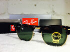 Ray Ban RB 3016 Clubmaster 51mm Tortoise Frame Sunglasses RB3016 W0366