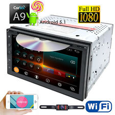 "GPS 7"" Touch Screen 1080P HD 2Din Car Stereo Radio 3G WiFi Bluetooth Navigation"