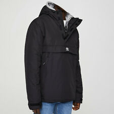 Pull and Bear Lightweight jacket with embroidered logo