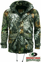 Stormkloth Mens Recon Mossy Oak Waterproof Camouflage Jacket Hunting | Shooting