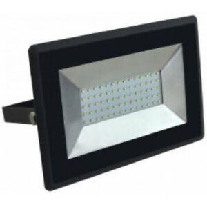 50W Professional Slim LED Security Floodlight Cool White 4000K LED Flood V-TAC
