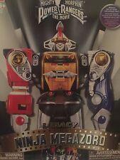 Bandai - Mighty Morphin Power Rangers The Movie Legacy Ninjazord