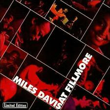 Miles Davis at Fillmore: Live at the Fillmore East 2 cds Sony EXC