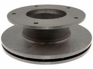 For 2006 Workhorse W42 Brake Rotor Rear Raybestos 51961KW R-Line -- 5 Hole Rotor
