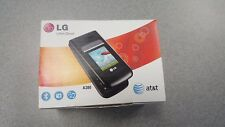 New Inbox LG A380 AT&T GSM FLIP PHONE AT&T GSM Unlocked. With OEM Accessories