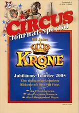 Circus Krone Special 2006 ( Book ,Buch , Livre )