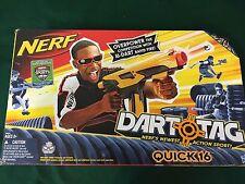 Nerf Dart Tag Quick 16 Blaster NEW IN BOX NIB