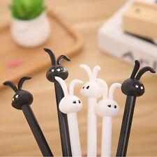 Rabbit Gel Pen, Bunny Pen, Novelty Pen, Stocking Filler, Office Party