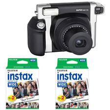Fujifilm Fuji Instax Amplia 300 cámara de películas instantáneas + película instantánea amplia de 40 Hojas