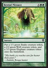 4x bestial malice - - - worldwake - - - Mint