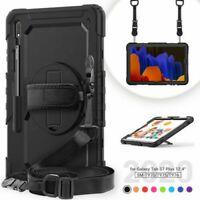 Cover Per Samsung Galaxy Tab S7 + T970 T975 Custodia Case Borsa Bambini Scuola