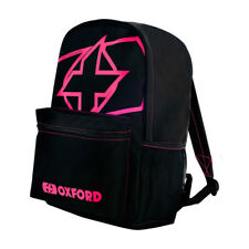 Oxford Motorcycle X-Rider Essential 15L Backpack - Pink (OL815)