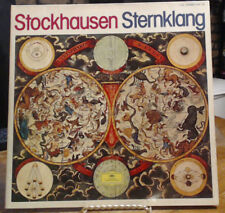 STOCKHAUSEN Sternklang 1977 GERMAN Double LP AVANT-GARDE Classical DG