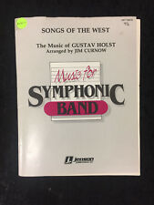 Songs Of The West (Concert Band), by Gustav Holst, Arranged by Jim Cornow