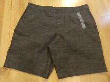 Calvin Klein Body Mens Gray Shorts Size 38 NWT's