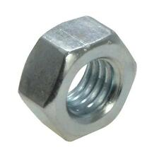 Qty 30 Hex Standard Nut M6 (6mm) Zinc Plated High Tensile Class 8 Full ZP
