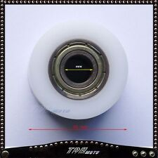 8mm White Pulley Chain Rollers Tensioner Atomik Pitpro Thumpstar DHZ Dirt Pit